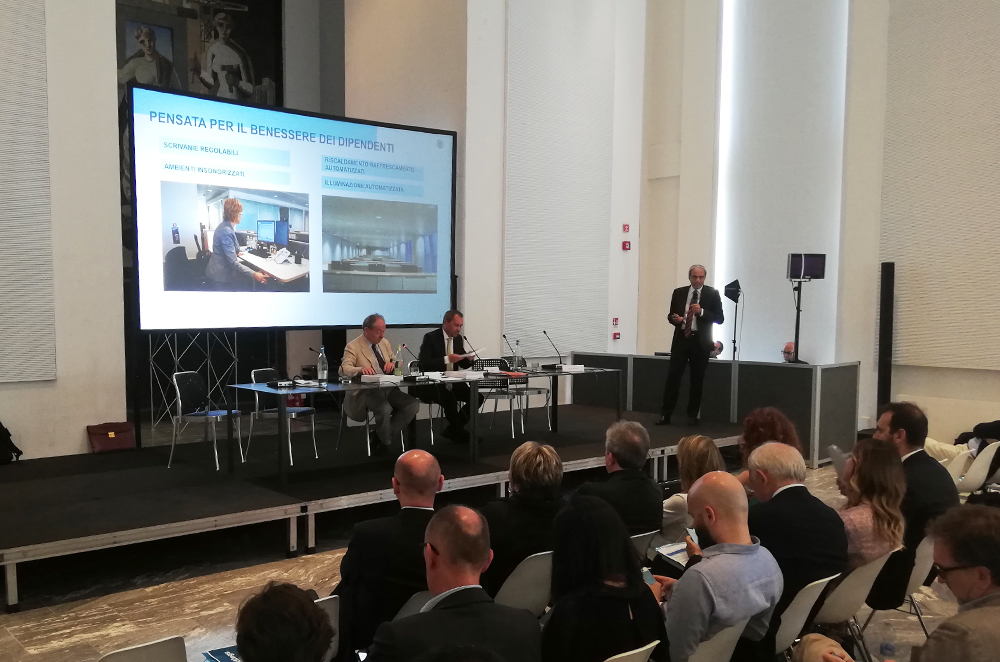 9th International Tall Buildings Conference, Milan