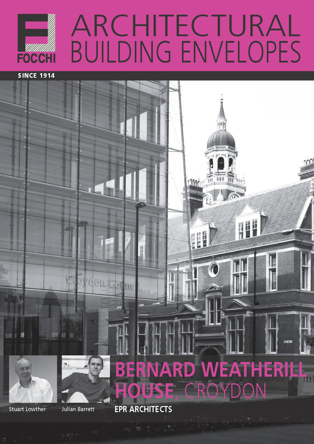 Bernard Weatherill House