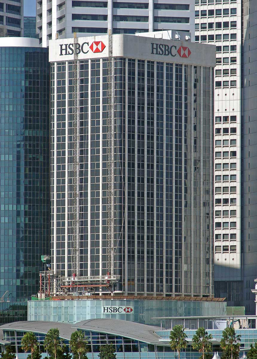 HSBC Collyer Quay